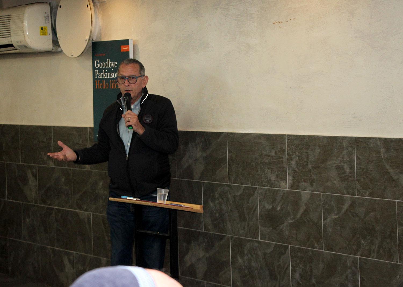 Presentation by Alex Kerten