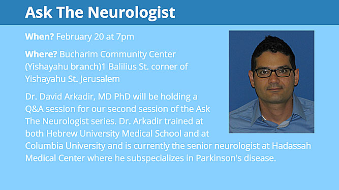 ask-the-neurologist event