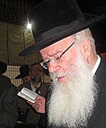 Rabbi Chaim Walkin